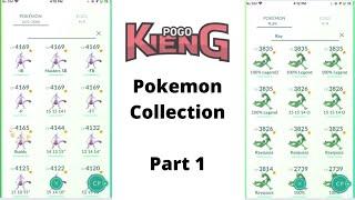 KIENG'S POKEMON COLLECTION PART 1