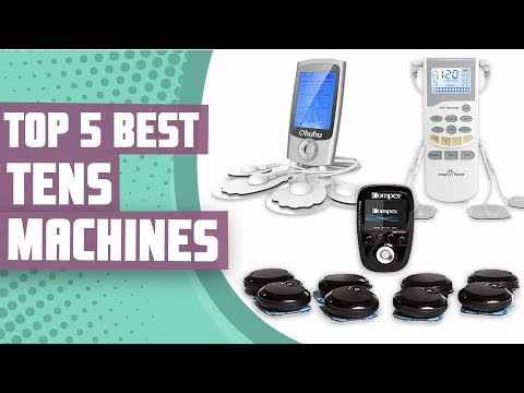 Best TENS Unit | Top 5 Best TENS Machines Review
