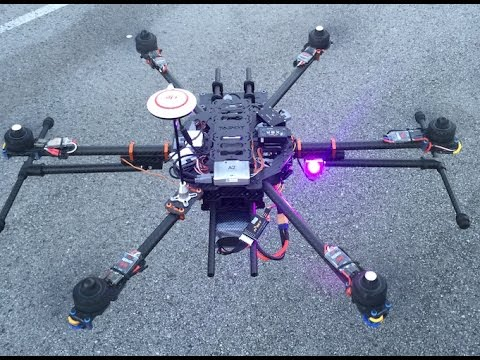 ESC mounting for Tarot 680 pro   Quadcopter Forum