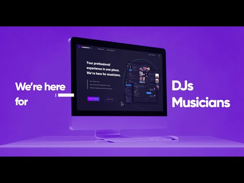 Your Portfolio On Clubberspot! We're Here For DJs, Musicians.