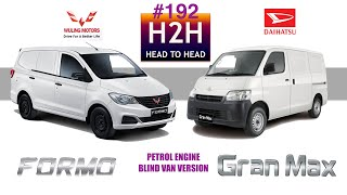 Download Video H2H #192Wuling FORMO vs Daihatsu GRAN MAX MP3 3GP MP4