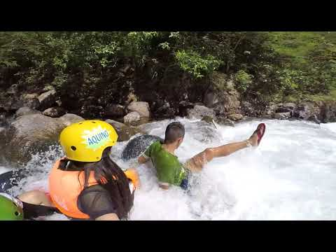 White Water Rafting Real Quezon