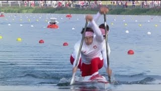 Poland Gold - Men's Canoe Double 1000m | London 2012 Olympics