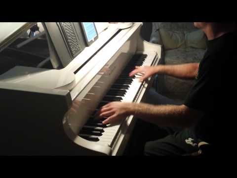 Fall Out Boy - Immortals (From Big Hero 6) (PIANO COVER)
