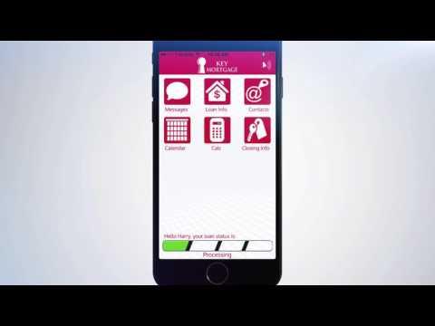 Key Mortgage Loan Tracker App for Loan Officers