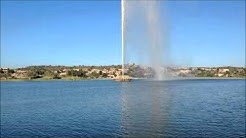 Tallest Fountain's park  in Fountain Hills, Arizona's Phoenix