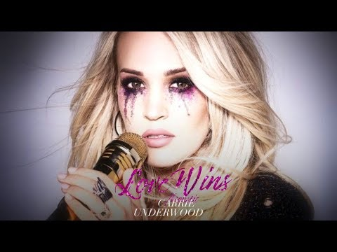 Carrie Underwood - Love Wins (Acoustic)