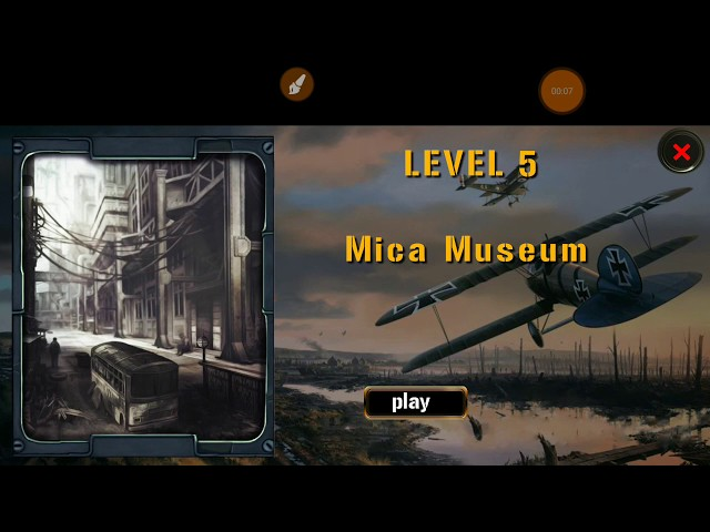 Expedition For Survival Level 5 MICA MUSEUM Walkthrough Game Guide HFG ENA