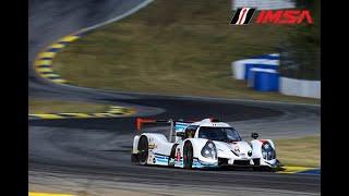 2019 IMSA Road Atlanta Petit Le Mans Kris Wilson fastest lap 1:18.67