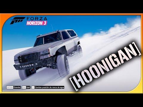 DLC HOONIGAN | BALDWIN BLAZER | FORZA HORIZON 3 #188 | DEWRON