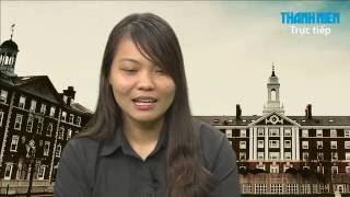 [TRỰC TIẾP] Giao lưu với con gái chị lao công nhận học bổng 7 tỉ của Harvard