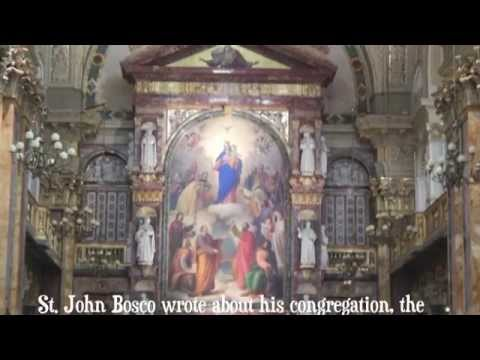 Mary Help of Christians-why Pope Leo XIII granted canonical coronation Auxilium Christianorum