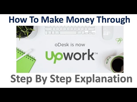 How To Earn More than Rs 30000 Through Upwork freelancing site from home in Hindi