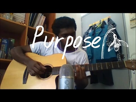 (TABS) Justin Bieber - Purpose - Fingerstyle Guitar Cover