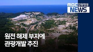 [뉴스리포트] 원전 부지에 관광개발 추진 200629