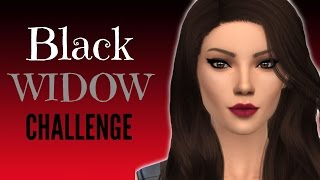 Black Widow Challenge: Sims 4 | Part 1 | Elitists Unite!