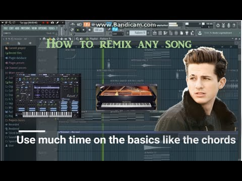 How to remix any song! (One way!)