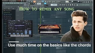 Gambar cover How to remix any song! (One way!)