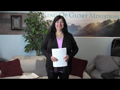 Prophecy  -  I Have The Winning Hand 5-24-2019 Lois Vogel-Sharp