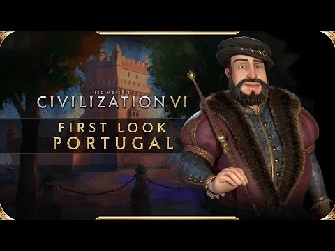 Civilization VI - First Look: João III | Civilization VI New Frontier Pass