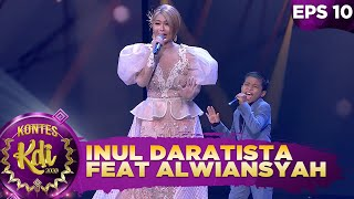 Duet Maut! Inul Daratista feat Alwiansyah [OLEH-OLEH] - Kontes KDI 2020 (5/10)