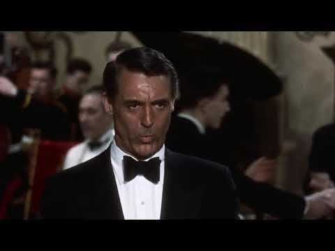 Scottish Country Dancing - Eightsome Reel  W/ Ingrid Bergman & Cary Grant