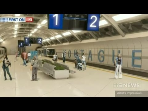 """Melbourne Rail Link Lacks Facts"" 30-7-14"