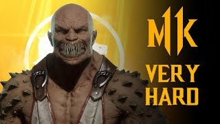 Mortal kombat 11 - Baraka Klassic Tower (VERY HARD) NO MATCHES LOST