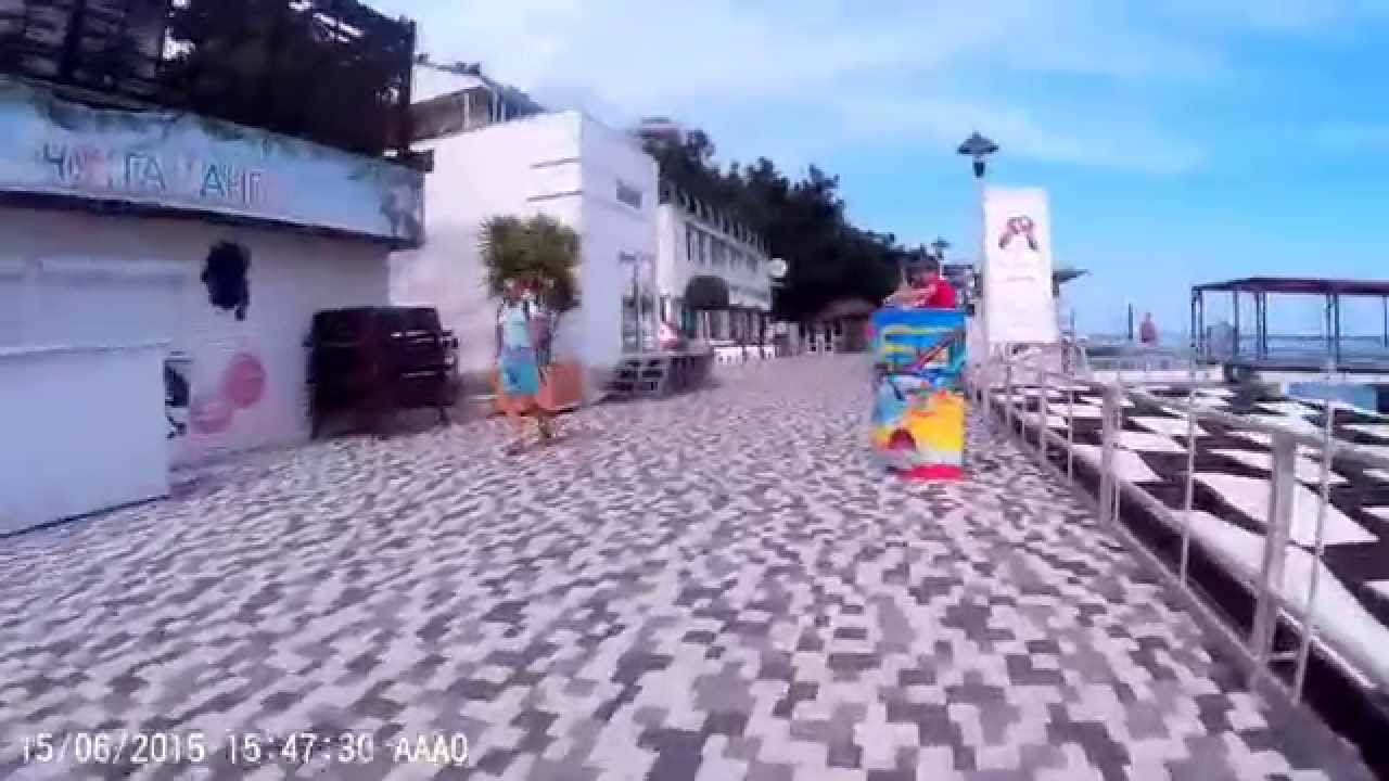 Ялта Пляж Фото 2016
