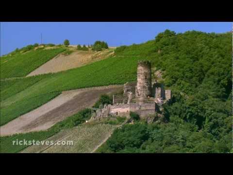 Rhine, Germany: Castle-Studded Rhine River