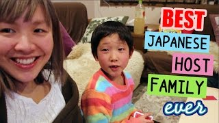 BEST JAPANESE HOST FAMILY EVER | Celebrating New Year's Eve