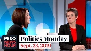Amy Walter and Tamara Keith on Warren's poll numbers, Democrats on impeachment