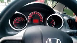 Vlog Pakai Honda jazz
