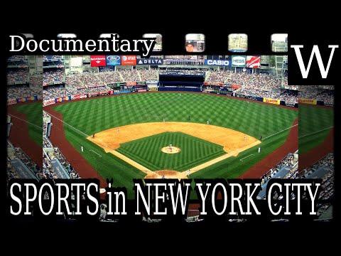 SPORTS in NEW YORK CITY - WikiVidi Documentary