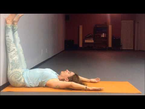 Legs Up The Wall Pose -Viparita Karani