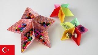 Yıldız Kutu / Depolama Yapımı