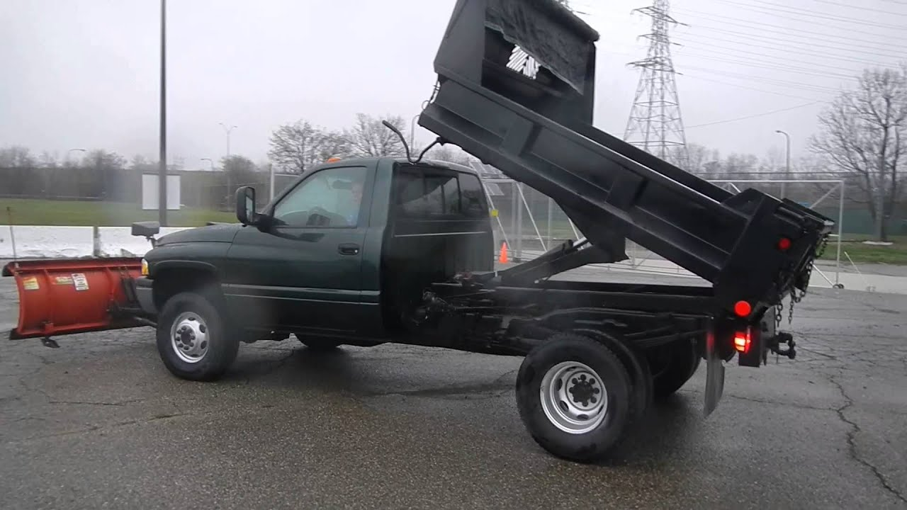 2001 Dodge Ram 3500 Youtube Extended Cab