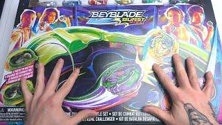 NEW HASBRO EXTREME CHALLENGER BATTLE SET | Beyblade Burst Rise Hyper Sphere