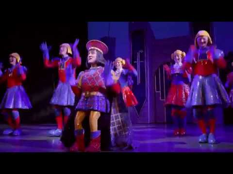 Shrek at the Grand Opera House