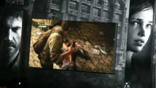 E3 2012 Sony Conference: The Last of Us Live Demo
