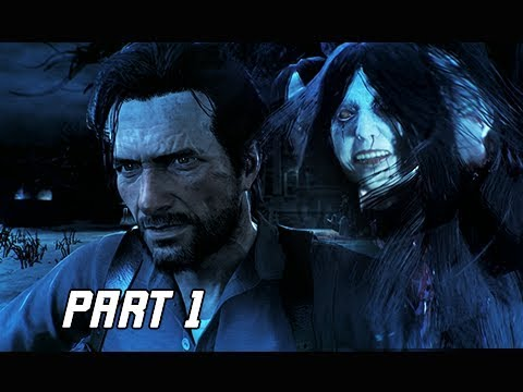 EVIL WITHIN 2 Walkthrough Part 1 - Boss Fight! (Early PC Commentary & Impressions)