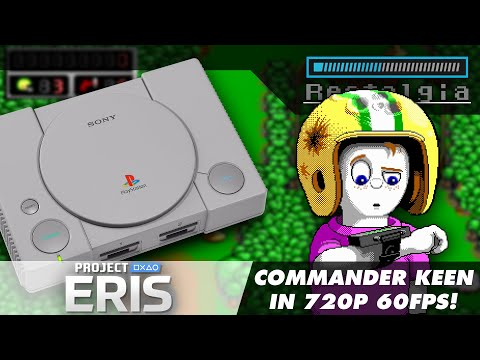 Commander Keen Complete Comes To The Playstation Classic!
