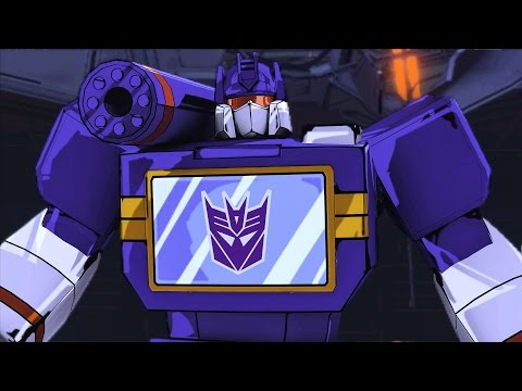 Transformers: Devastation All Character Intros HD