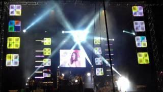 Los Telez - La Más Hermosa en vivo Chichiquila Puebla 2012