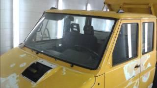 camion carrosserie daubeze