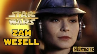 The Legend of Zam Wesell - Star Wars Explained