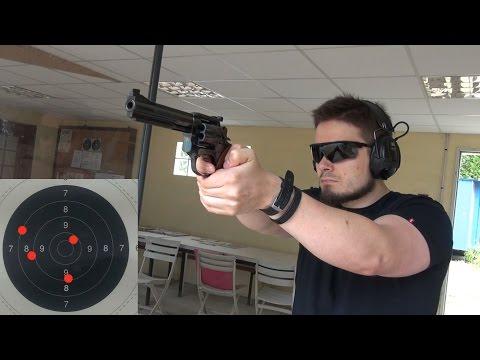 Manurhin MR73 Sport 5 inches ¼ .357 Magnum 25 Meters