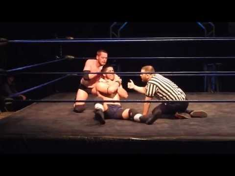 Iniestra vs. Marcus Smith - Premier Pro Wrestling PPW #56 - 6/27/15