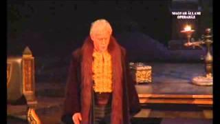 Rácz István - Verdi- Don Carlos- II. Fülöp
