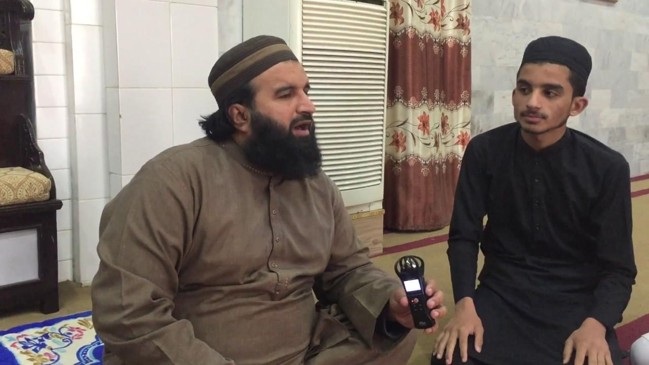 azan beautiful voice training by qari hammad ullah sajid
